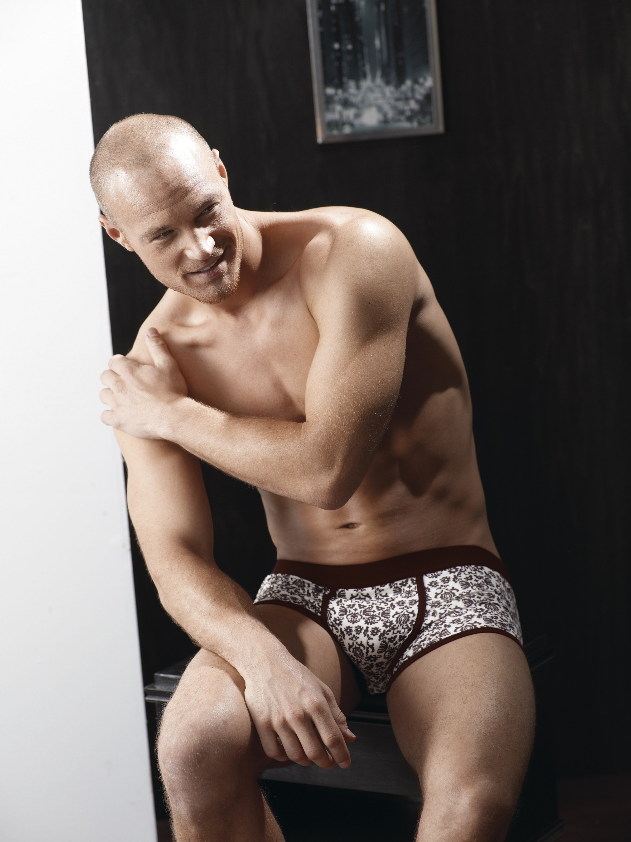 boxer homme baroque