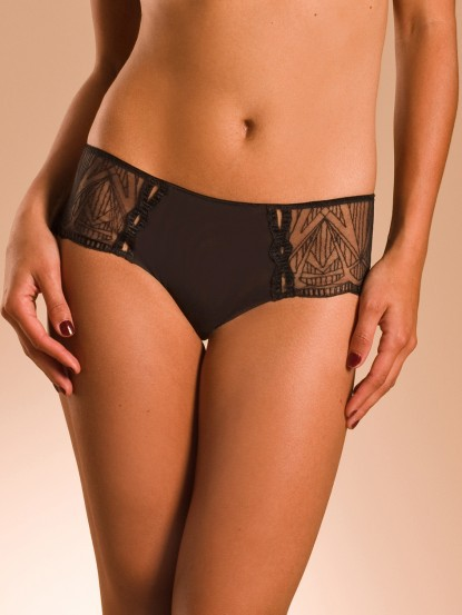 Shorty chantelle fascination 3654 NOIR