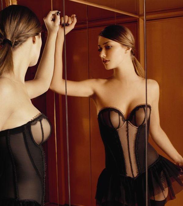 guepiere simone perele stiletto noir