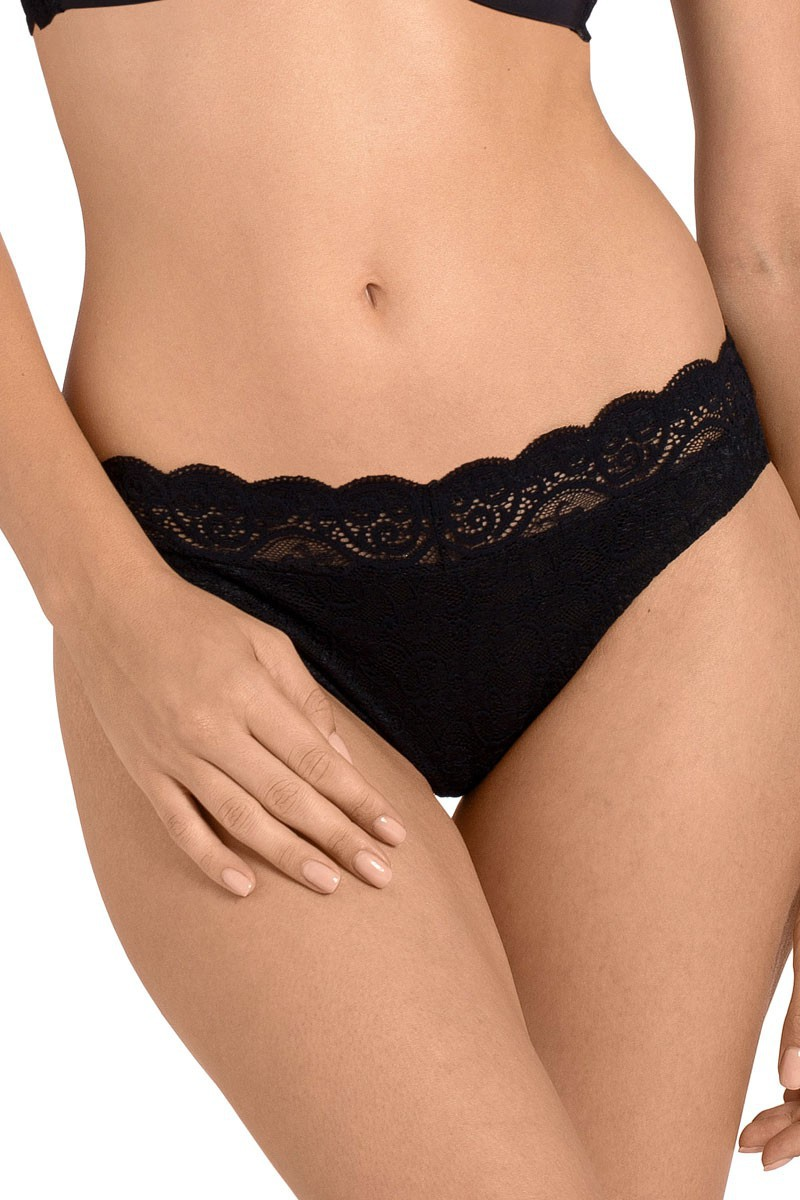 Slip tai triumph amourette 300 magic wire noir