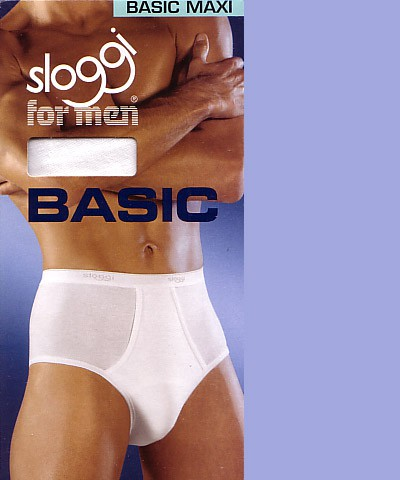 SLOGGI MEN basic maxi lot de 4
