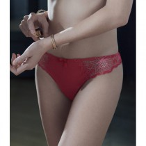string simone perele bagatelle rouge kiss